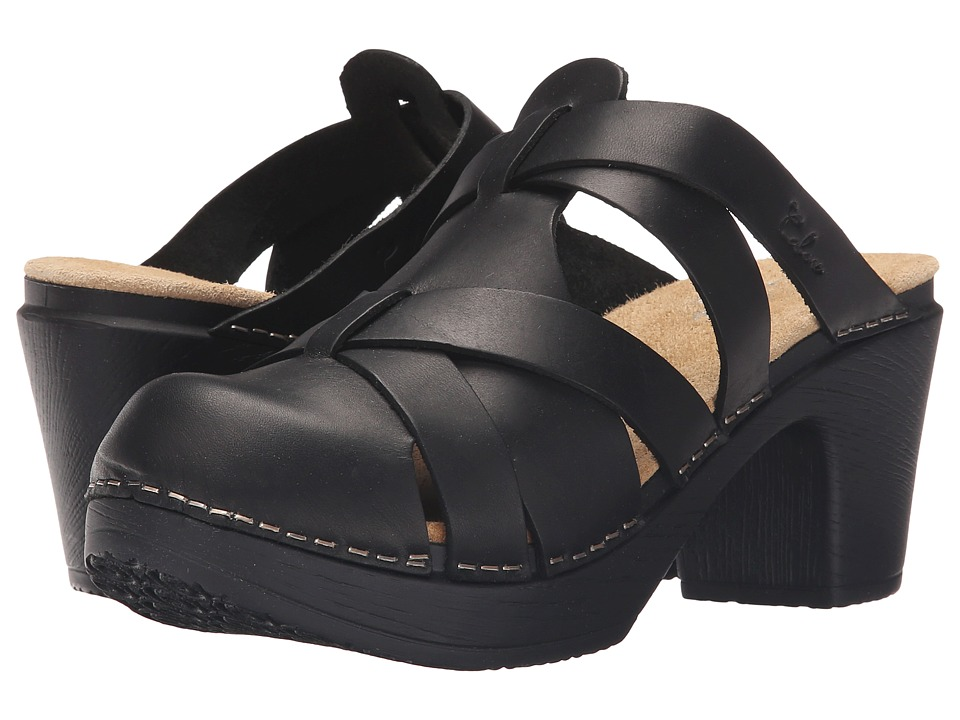Calou Stockholm - Nancy (Black) Women's Shoes