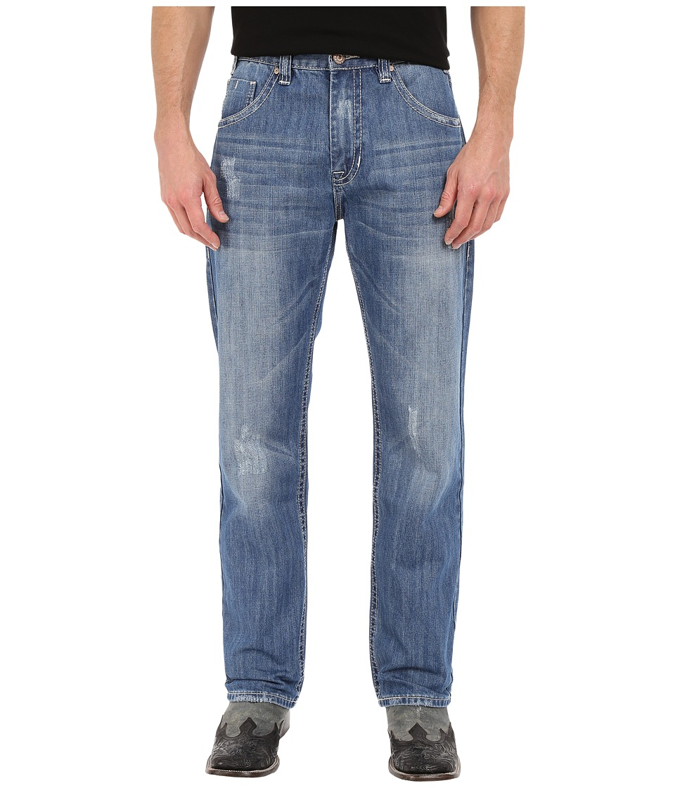 Rock and Roll Cowboy - Jeans in Medium Vintage M0T6742 (Medium Vintage) Men's Jeans