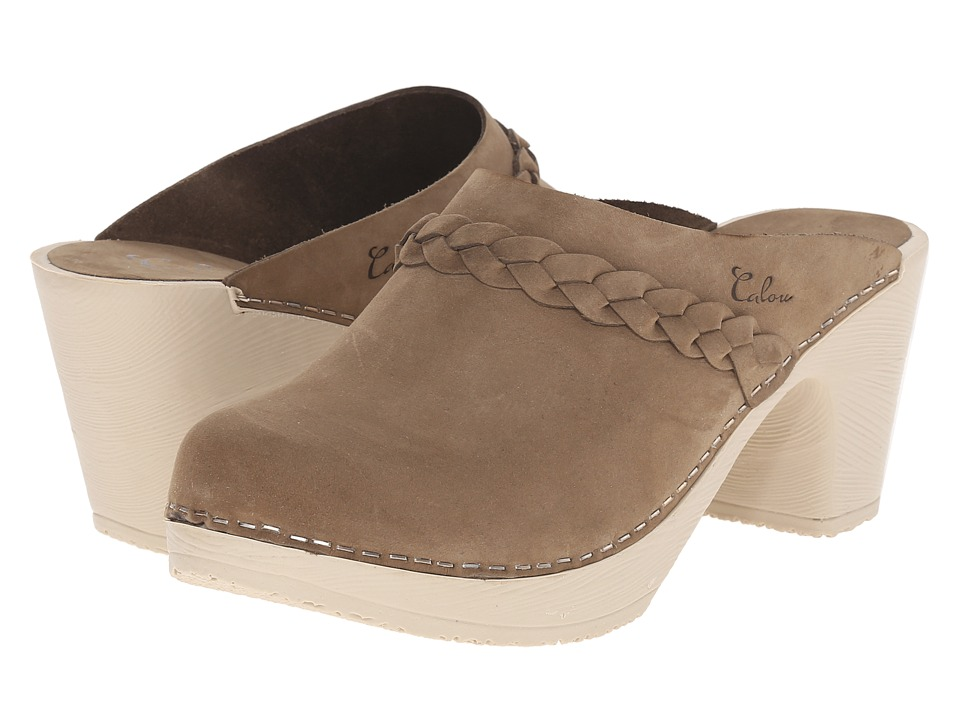 Calou Stockholm - Sally (Olive) Women's Shoes