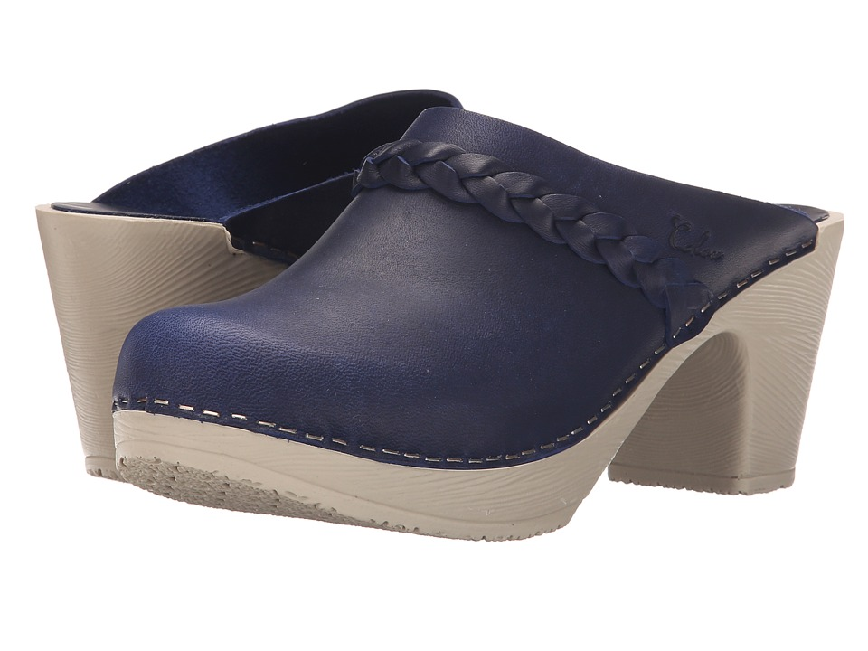 Calou Stockholm - Sally (Blue) Women's Shoes
