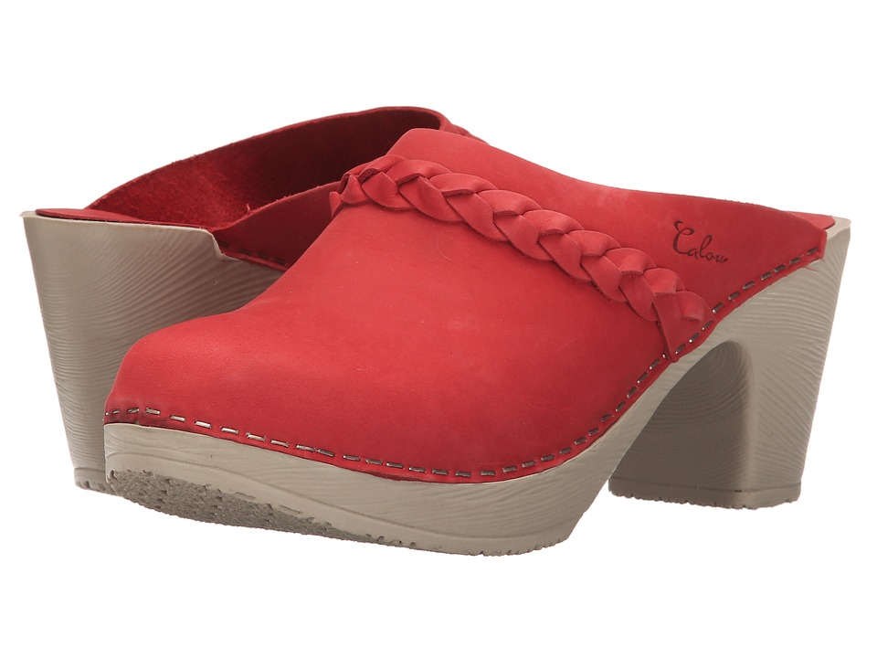 Calou Stockholm - Sally (Red) Women's Shoes