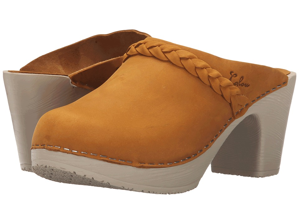 Calou Stockholm - Sally (Mustard) Women's Shoes