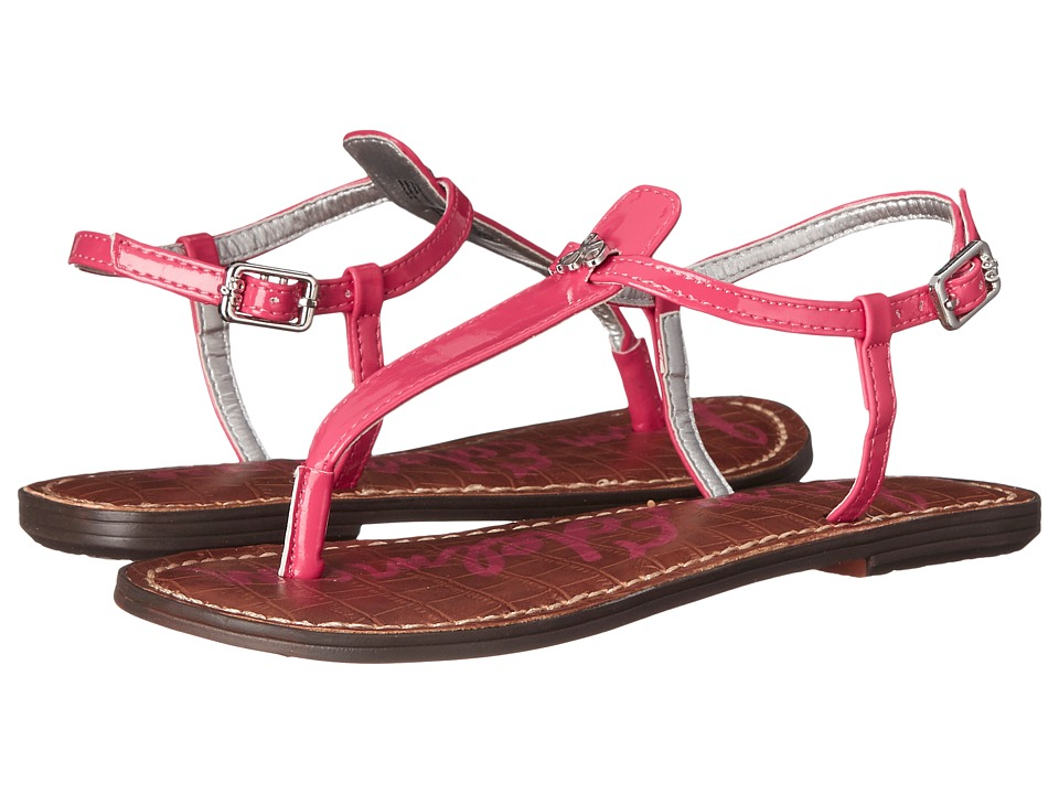 Sam Edelman Kids - Gigi Charm (Little Kid/Big Kid) (Pink) Girl