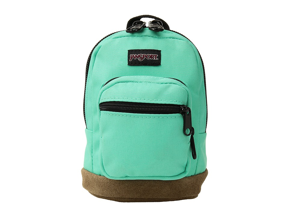 JanSport - Right Pouch (Seafoam Green) Backpack Bags