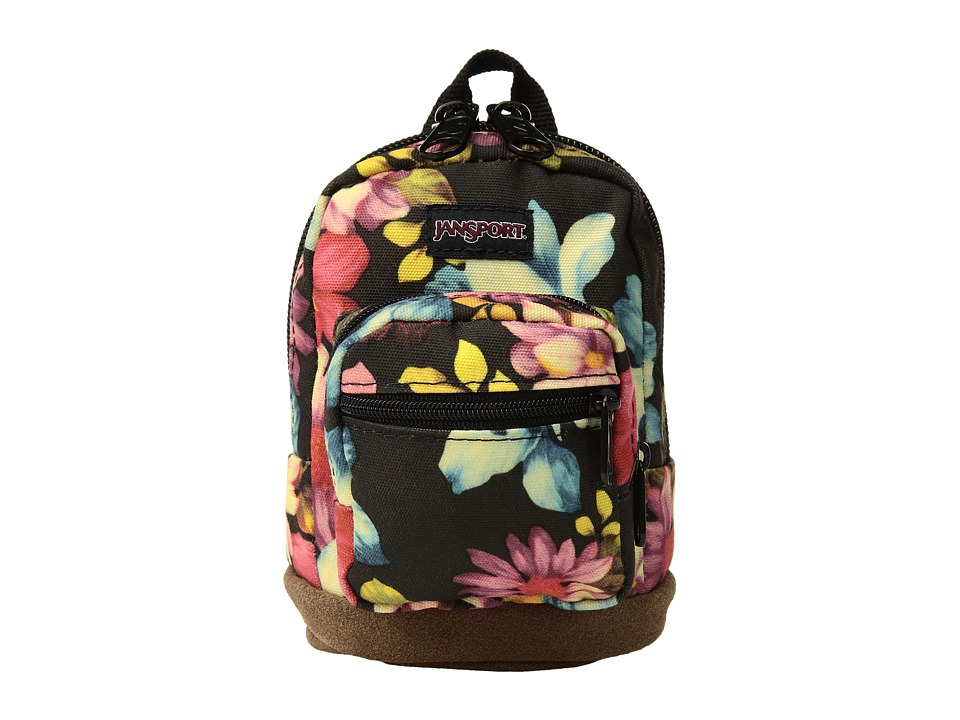 JanSport - Right Pouch (Multi Garden Delight) Backpack Bags