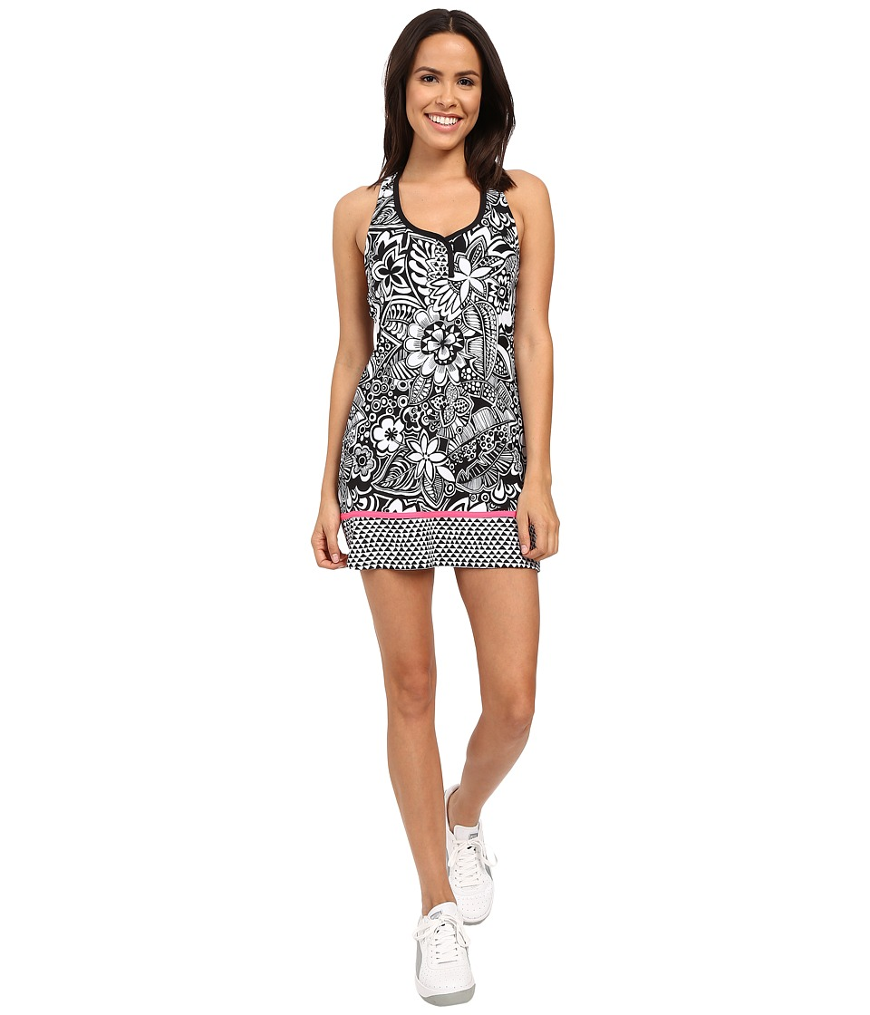 Trina Turk - Pop Tropics Tennis Dress (Multi) Women's Dress