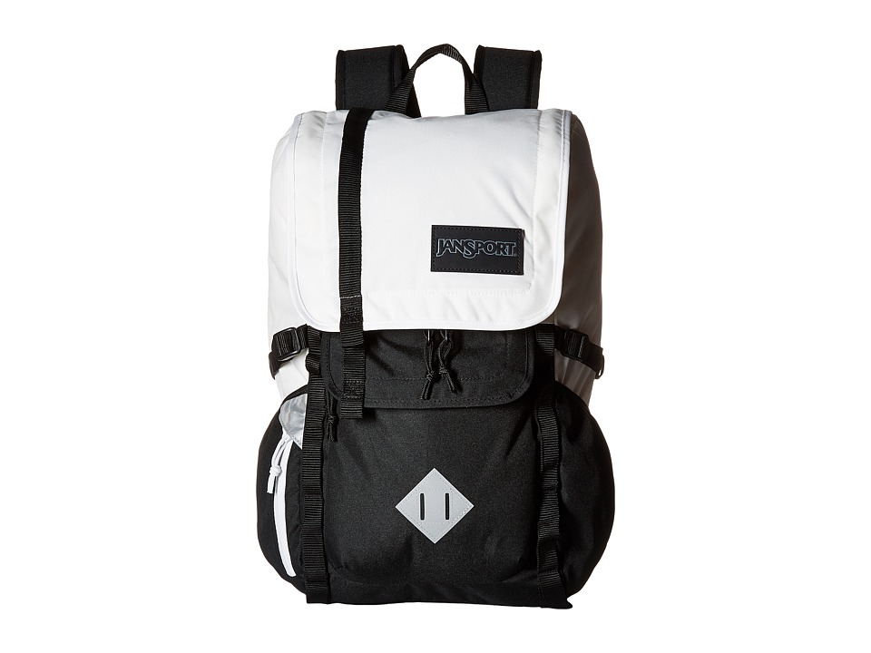 JanSport - Hatchet Backpack (White) Backpack Bags