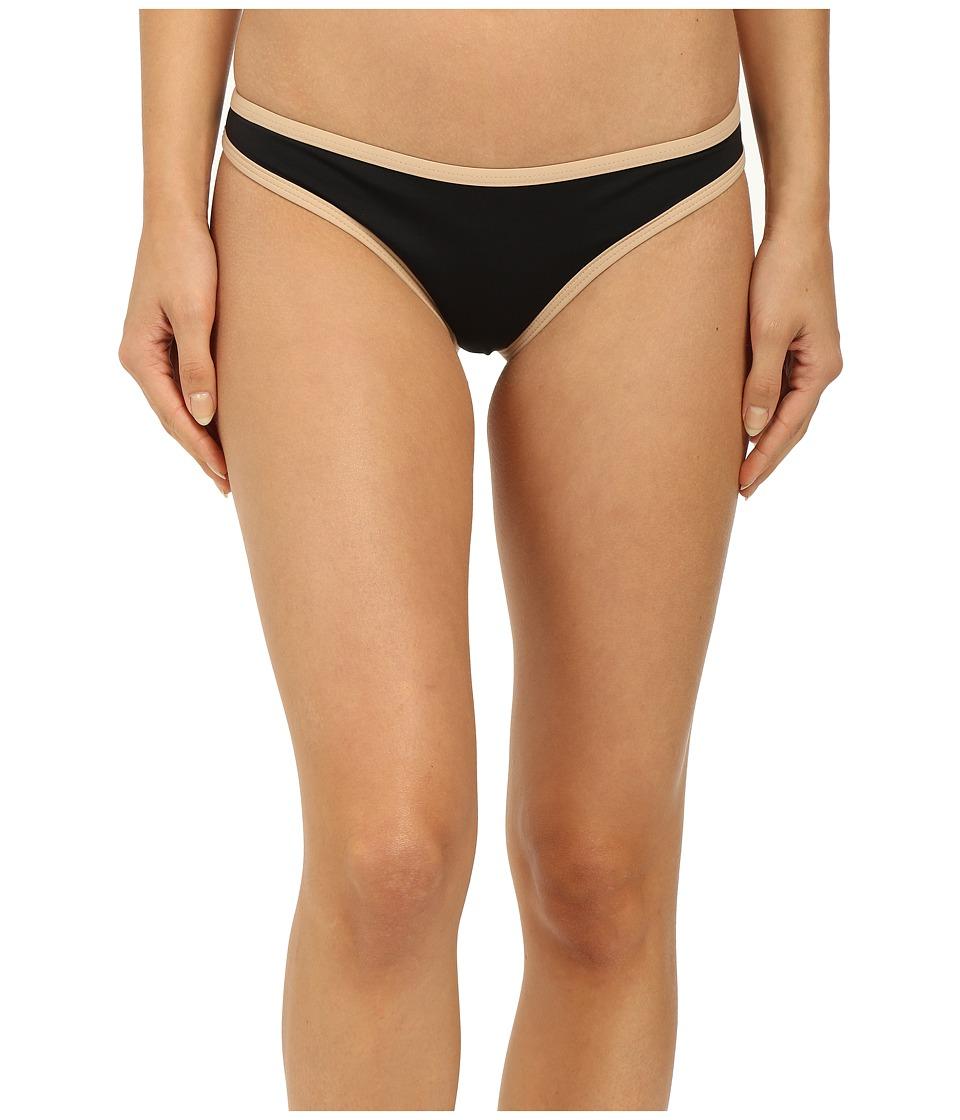 L*Space - Cosmopolitan Classic Bottom (Black) Women's Swimwear
