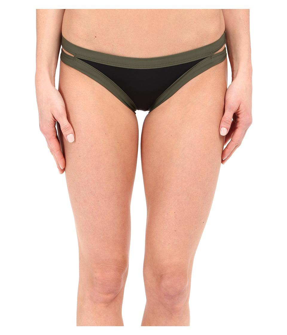 L*Space - Charlie Classic Bottom (Black 2) Women's Swimwear