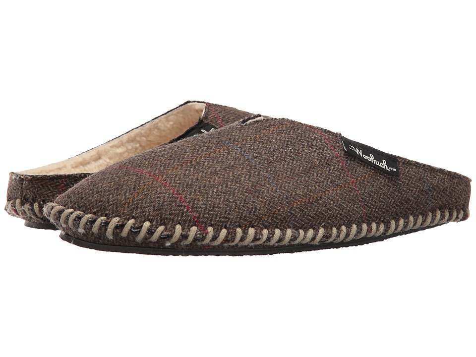 Woolrich - Wool Mill Scuff (Tweed Wool) Men's Slippers