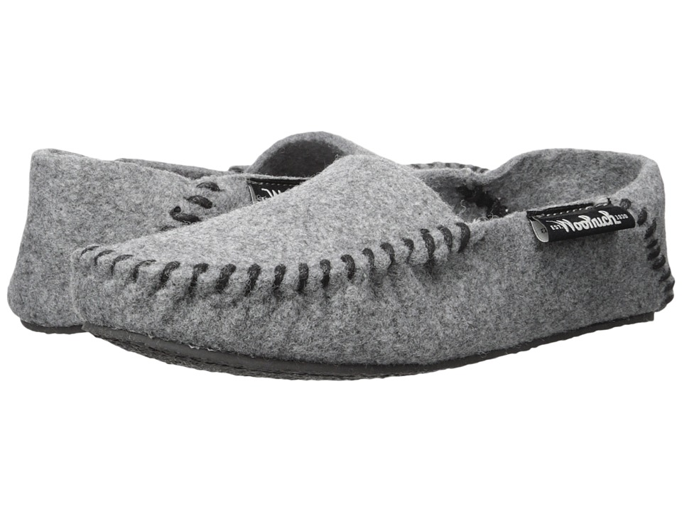 Woolrich - Felt Mill Loafer (Steel Gray) Men's Slippers