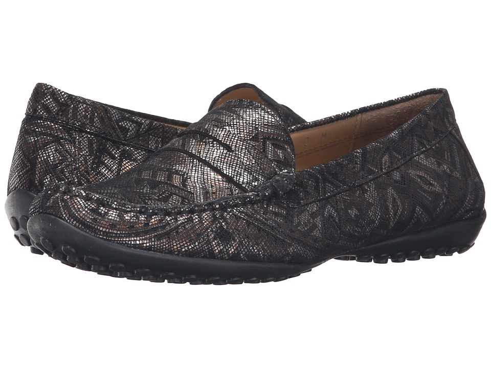 Vaneli - Agneta (Multi Silver Mosaic Print) Women's Slip on Shoes