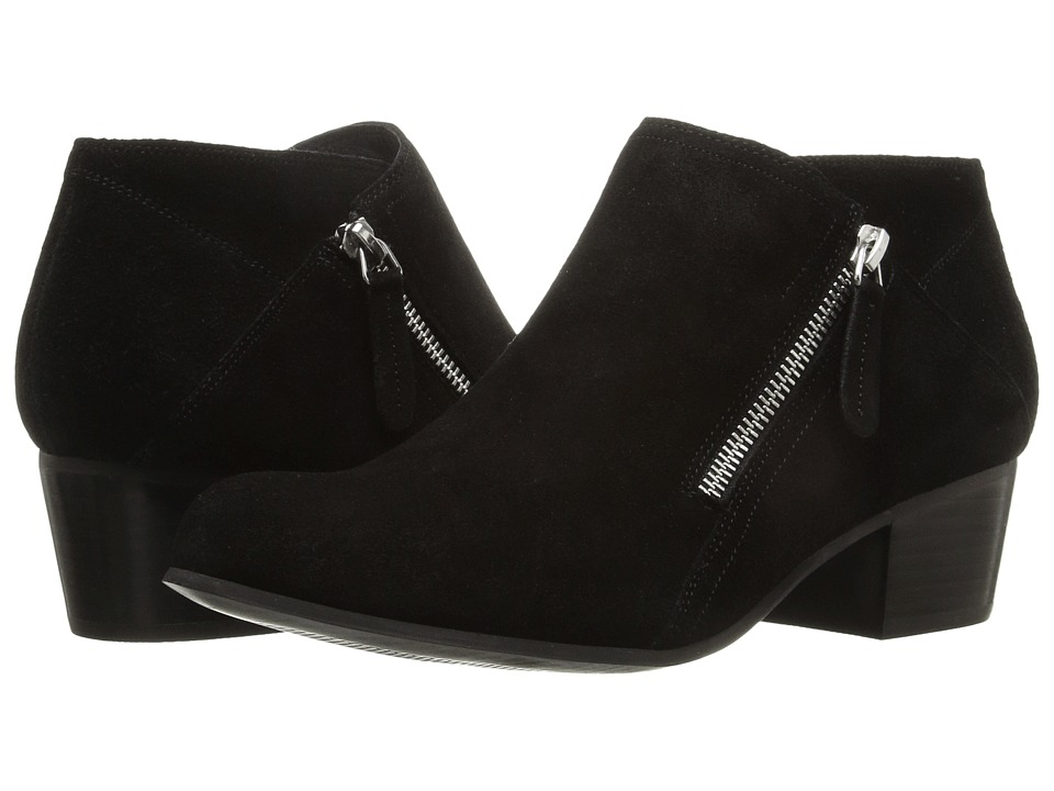 Vaneli Beatriz (Black Calf Suede) Women