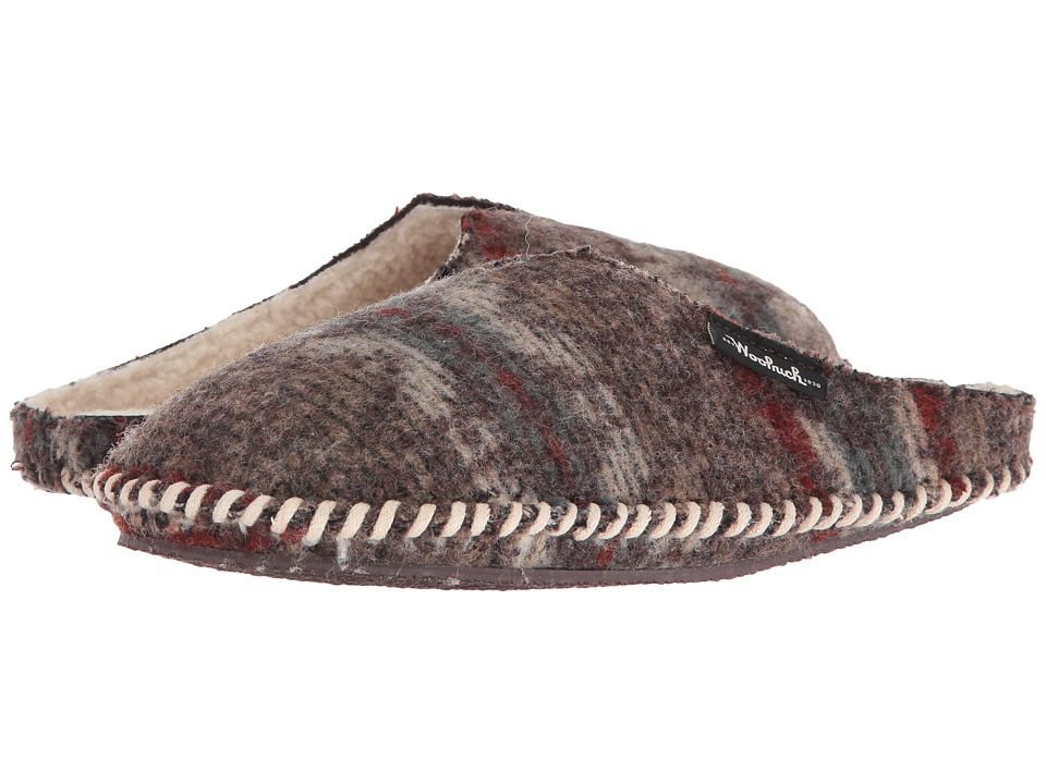 Woolrich - Wool Mill Scuff (Archival Blanket Wool) Women's Slippers