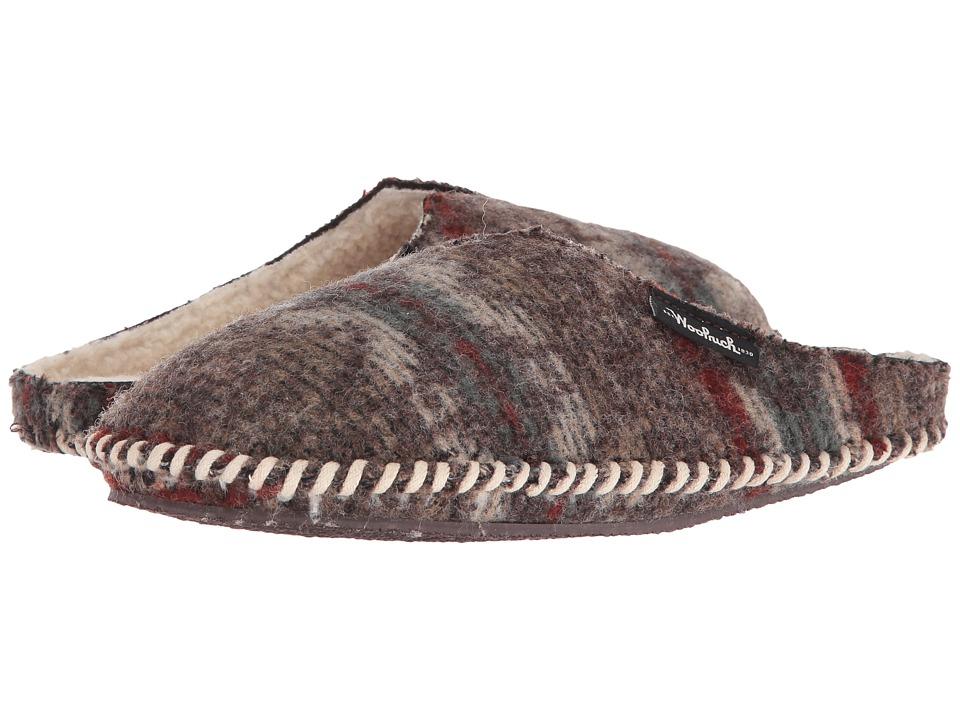Woolrich - Wool Mill Scuff (Archival Blanket Wool) Women's Slippers