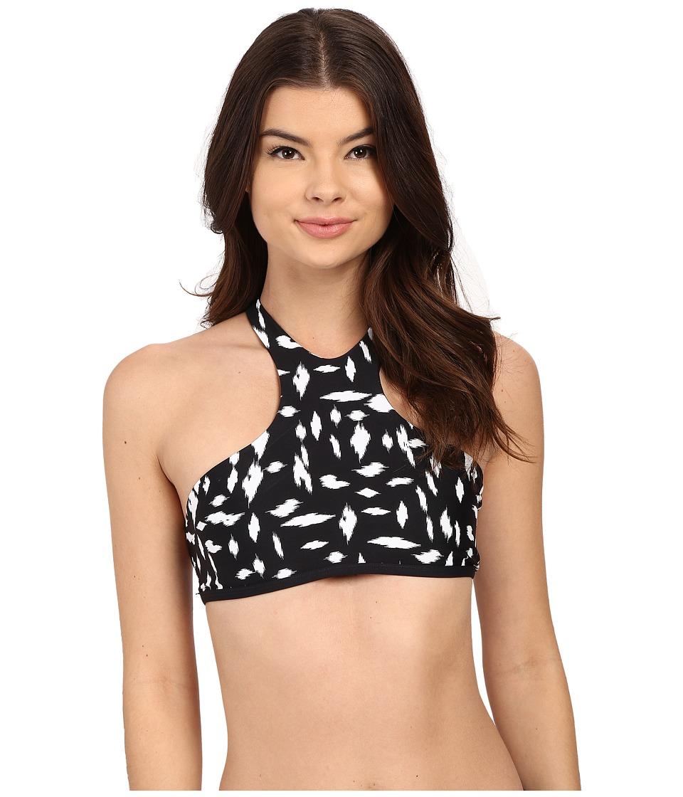 L*Space - Keep It Wild Haute Tank Top (Black) Women's Swimwear