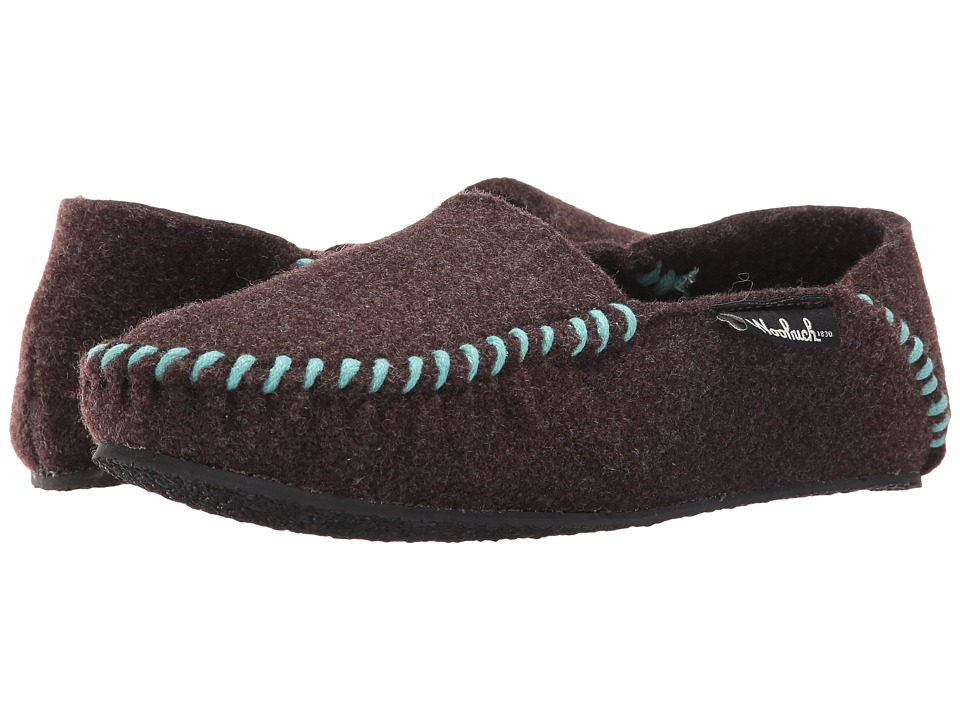 Woolrich - Felt Mill Loafer (Java) Women's Slippers