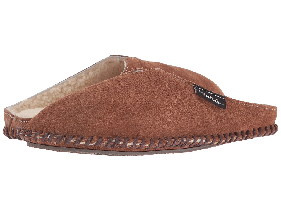 Woolrich - Suede Mill Scuff (Shearling/Suede) Women's Slippers