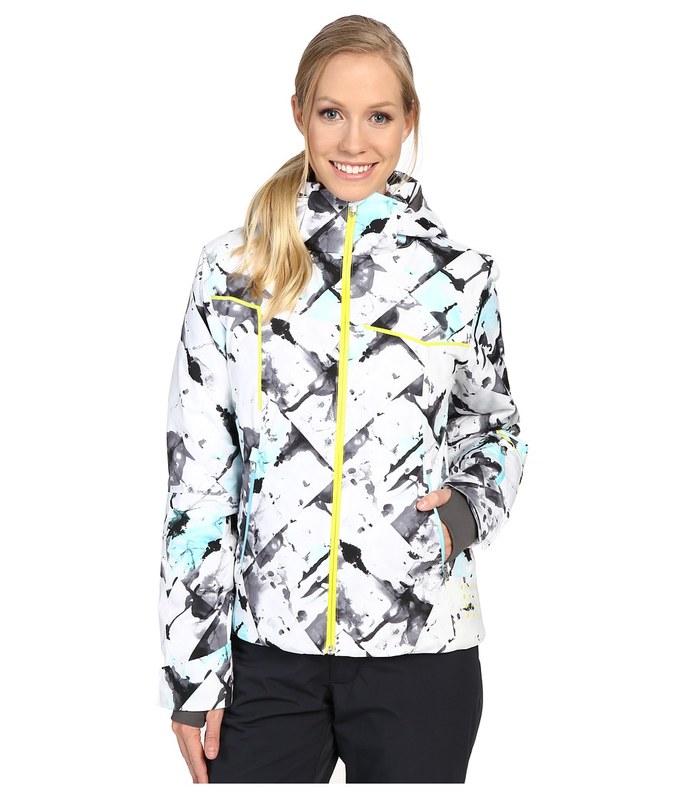 Spyder - Project Jacket (Frozen Freeze/Acid/Acid) Women's Coat
