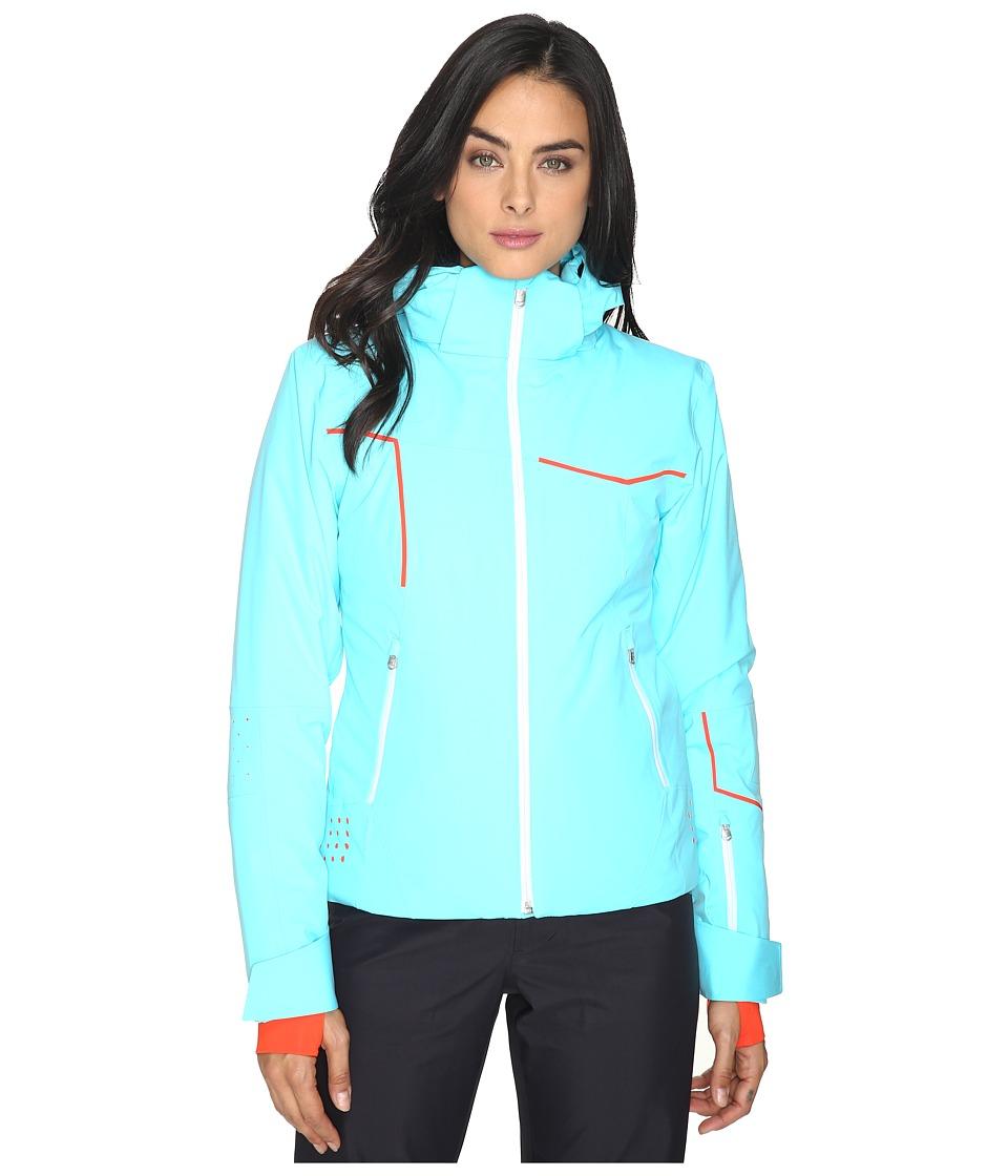 Spyder - Project Jacket (Freeze/White/Burst) Women's Coat