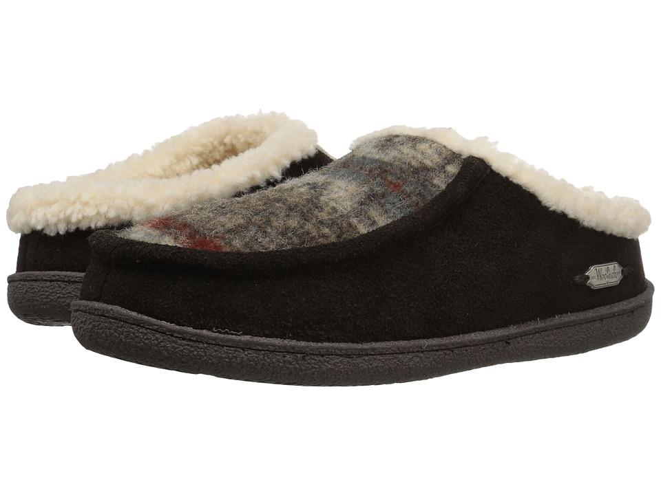 Woolrich - Plum Ridge (Java/Blanket Wool) Women's Slippers