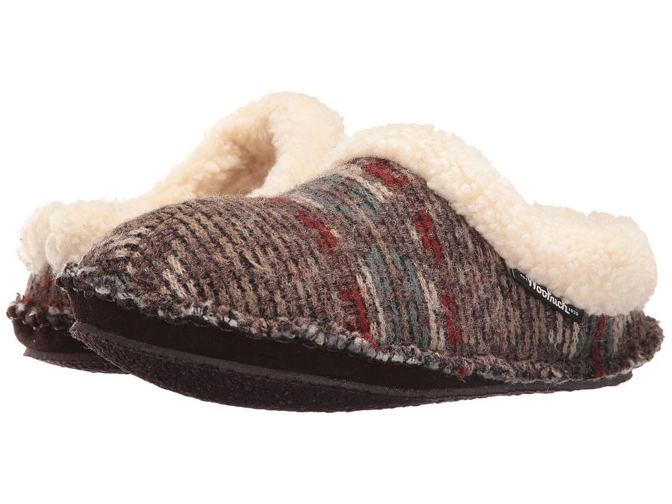 Woolrich - Lodge Slide (Archival Blanket Wool) Women's Slippers