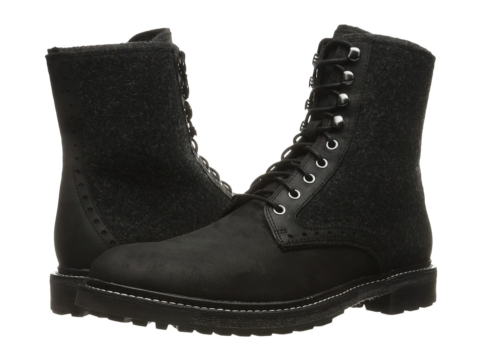Woolrich Bootlegger (Black) Men