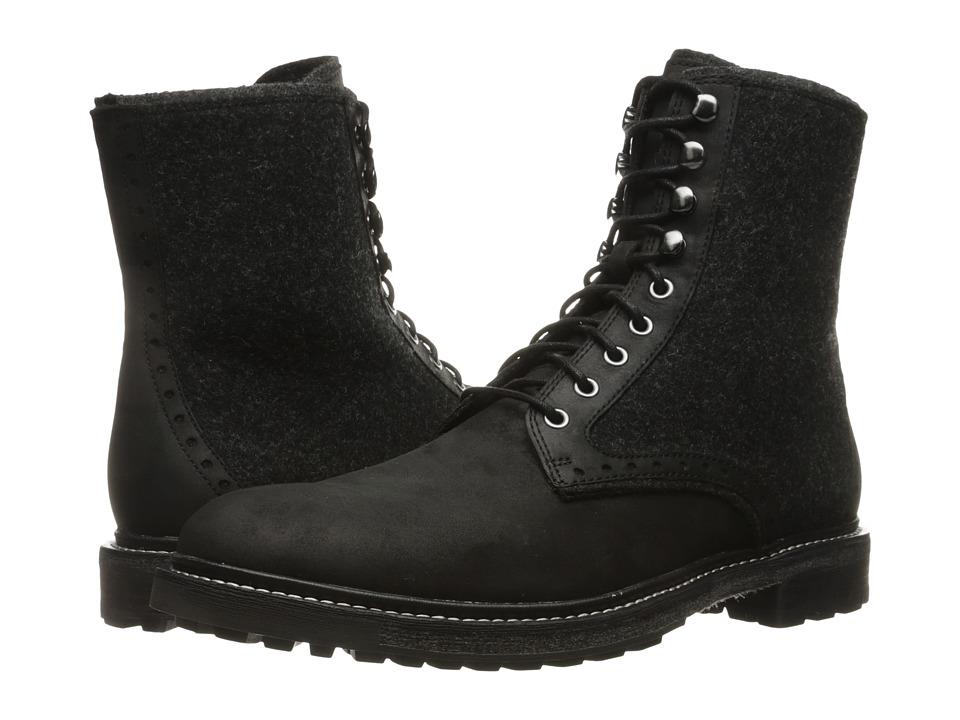 Woolrich Bootlegger (Black) Men's Boots