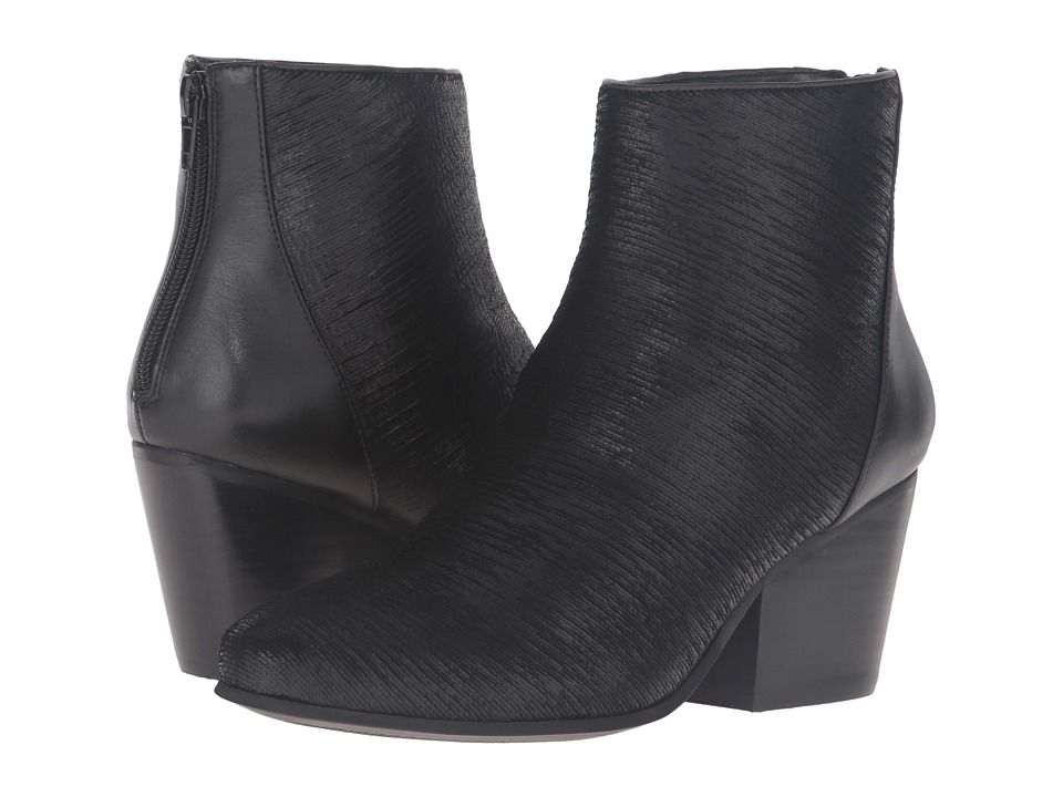 Vaneli Kadar (Black Charm Leather/Match Nappa) Women