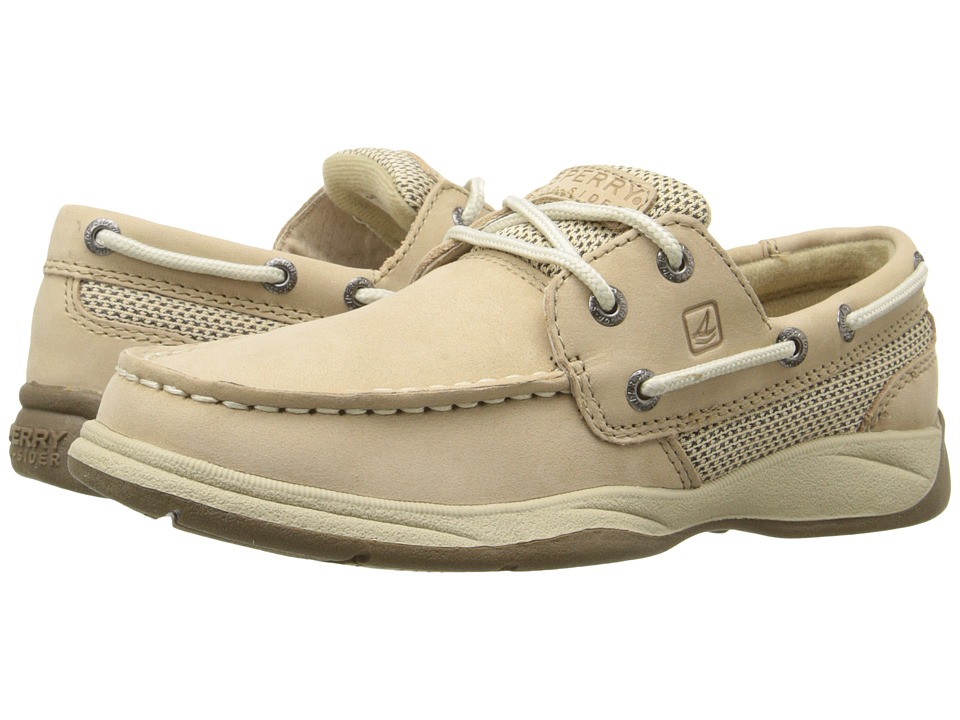 Sperry Top-Sider Kids - Intrepid (Little Kid/Big Kid) (Linen Oat/Mesh) Girl