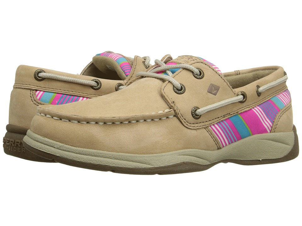 Sperry Top-Sider Kids - Intrepid (Little Kid/Big Kid) (Multi Stripe) Girl