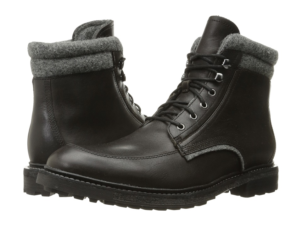 Woolrich - Puritan Path (Vintage Black/Ash) Men's Boots