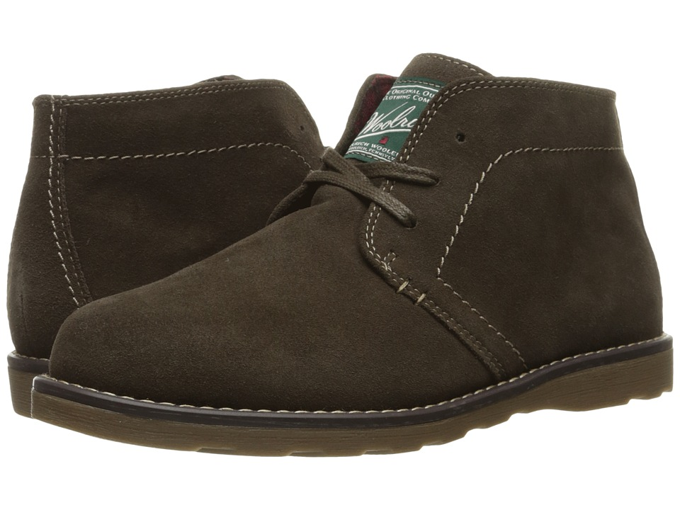 Woolrich - Oxbow Chukka (Dark Brown) Men's Boots