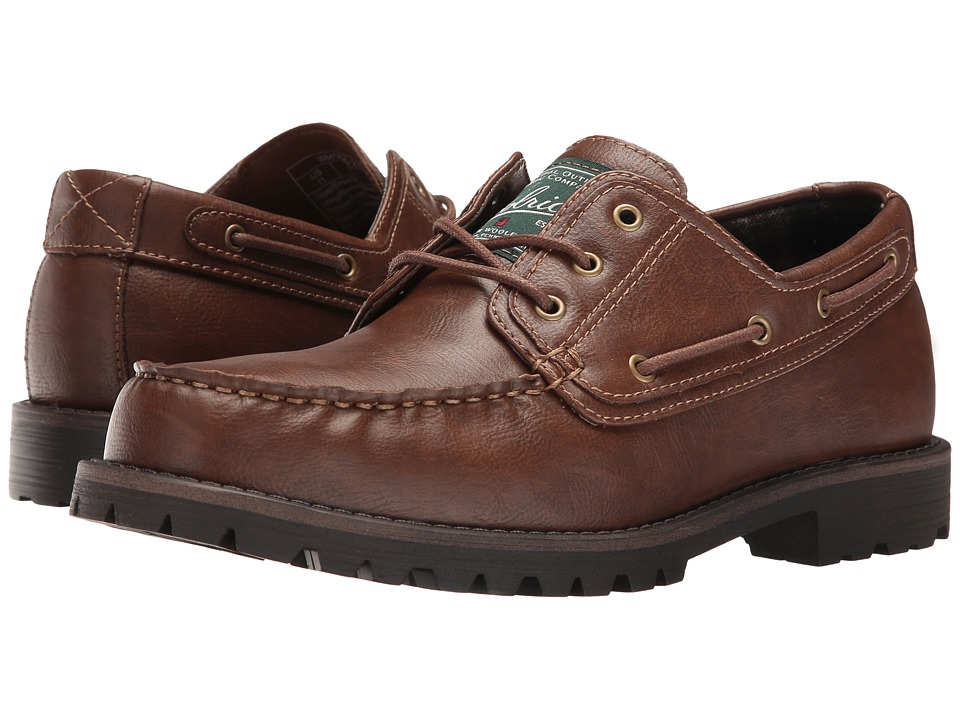 Woolrich - Trout Run (Mid Brown) Men's Shoes