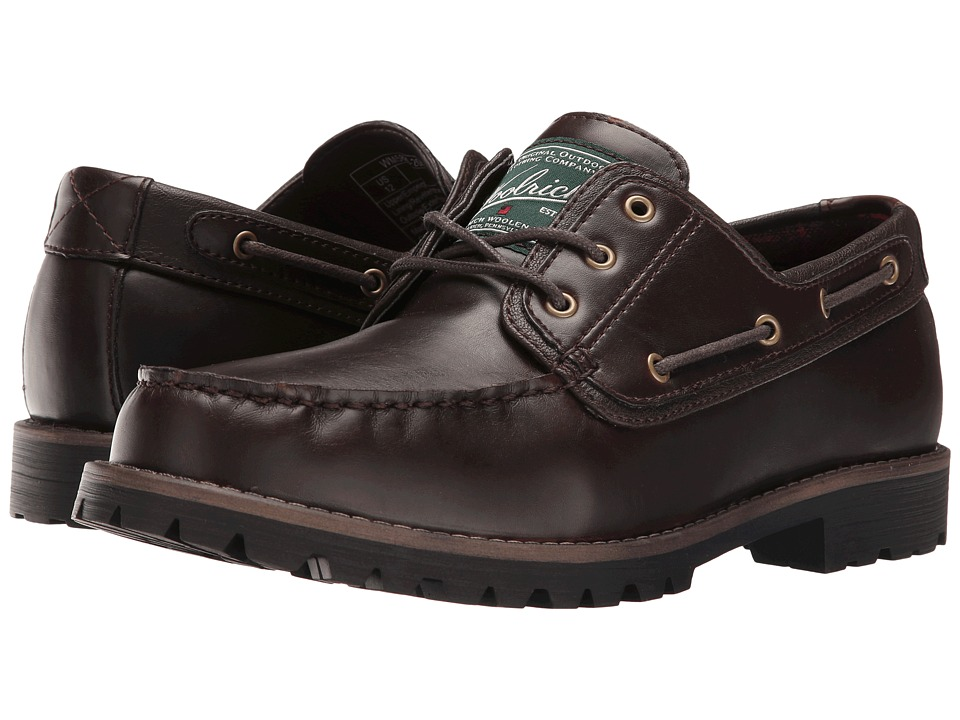 Woolrich - Trout Run (Dark Brown) Men's Shoes