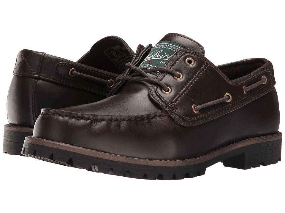 Woolrich - Trout Run (Dark Brown) Men's Shoes