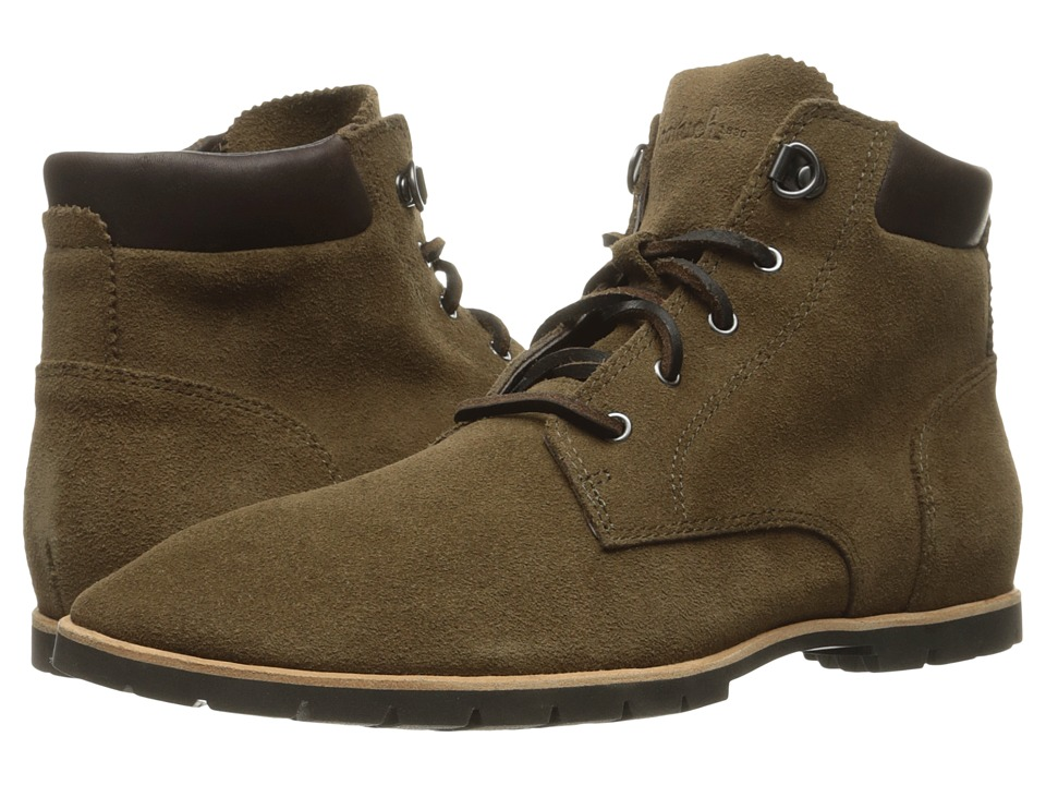 Woolrich Beebe Explorer (Walnut Suede) Men