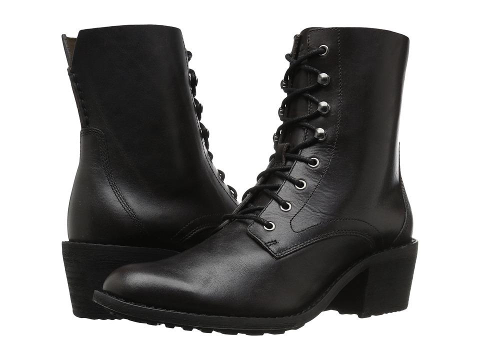 Woolrich - Western Territory (Vintage Black) Women's Boots