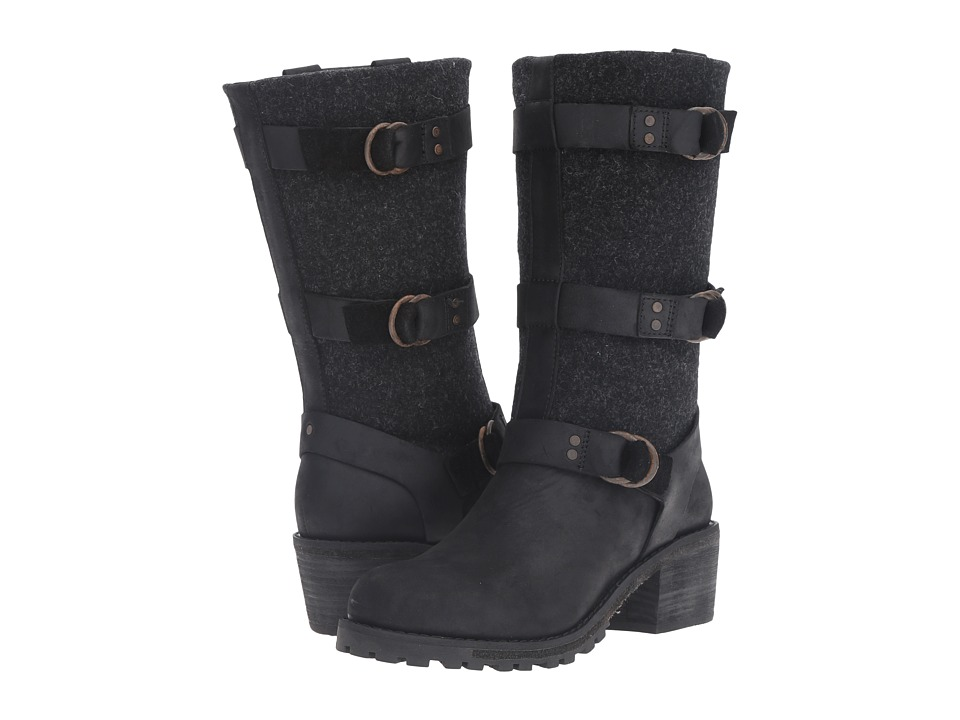 Woolrich - Yukon Junction (Black) Women's Boots
