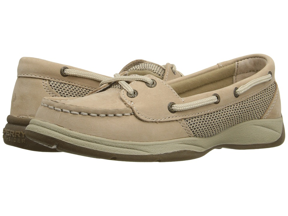 Sperry Top-Sider Kids - Laguna (Little Kid/Big Kid) (Linen/Oat) Girl