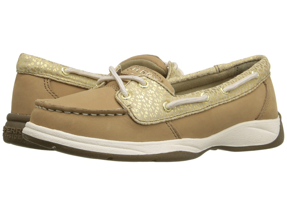 Sperry Top-Sider Kids - Laguna (Little Kid/Big Kid) (Gold Sparkle) Girl