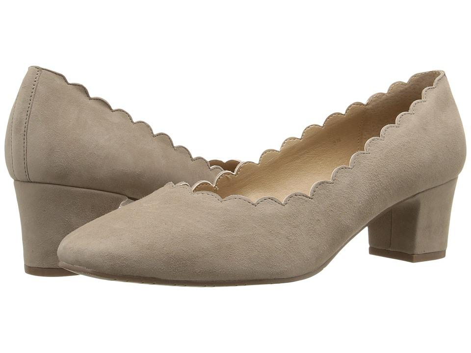 Vaneli - Pegaso (Truffle Suede) Women's 1-2 inch heel Shoes