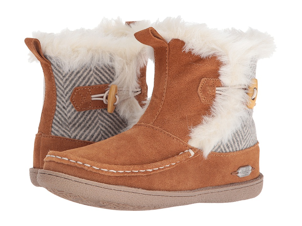 Woolrich - Pine Creek (Herringbone Wool) Women's Boots