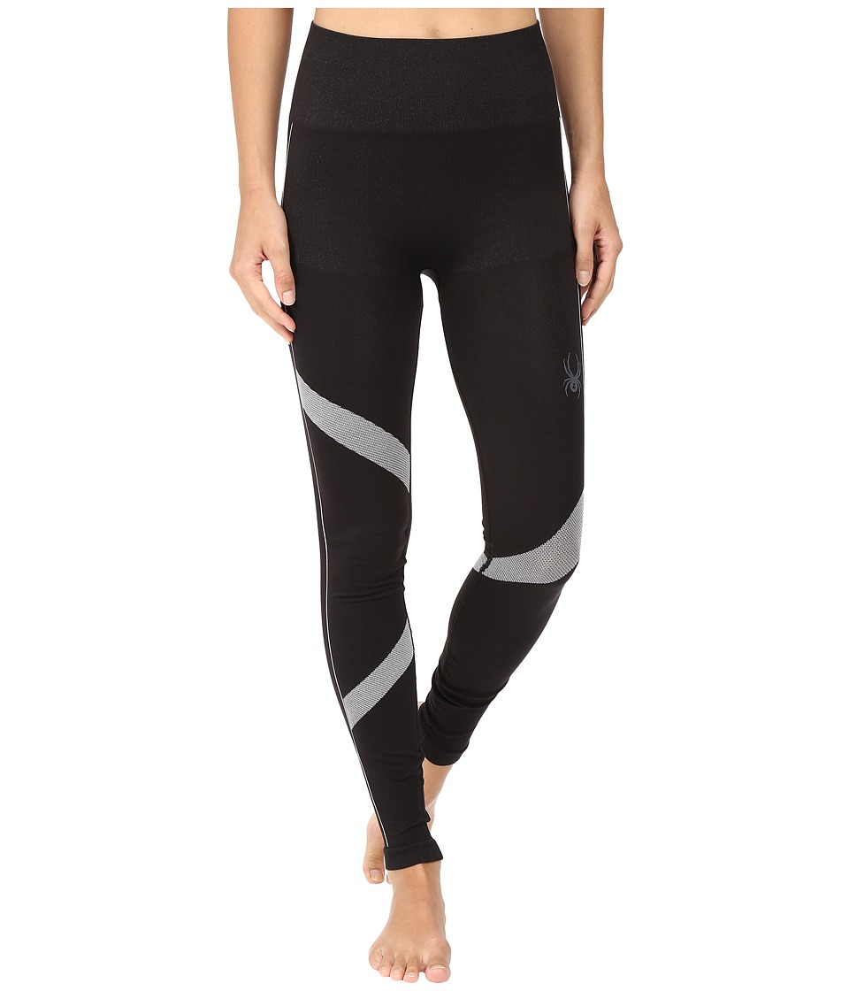 Spyder - Crest Pants (Black/White) Women's Casual Pants