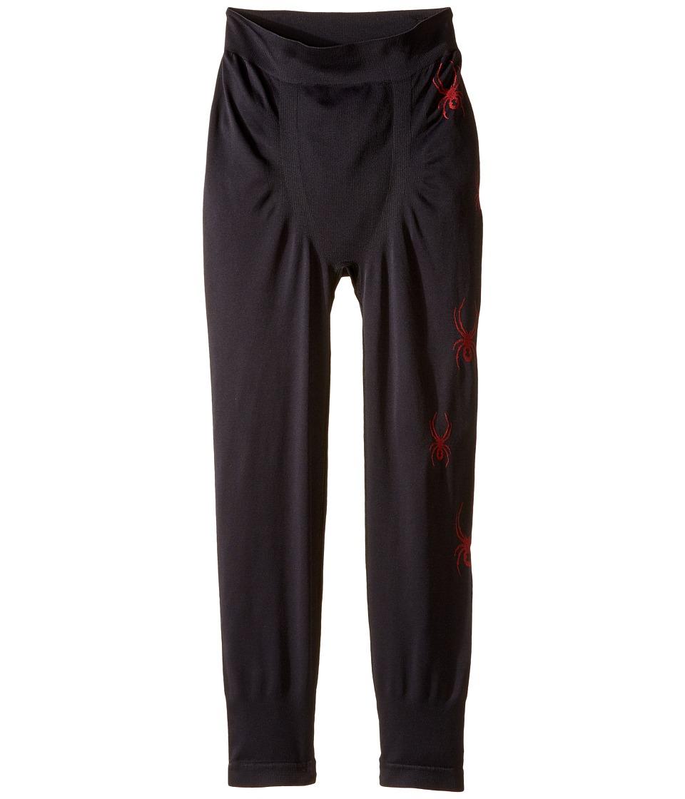 Spyder Kids - Crest Pants (Big Kids) (Black/Red) Boy's Casual Pants