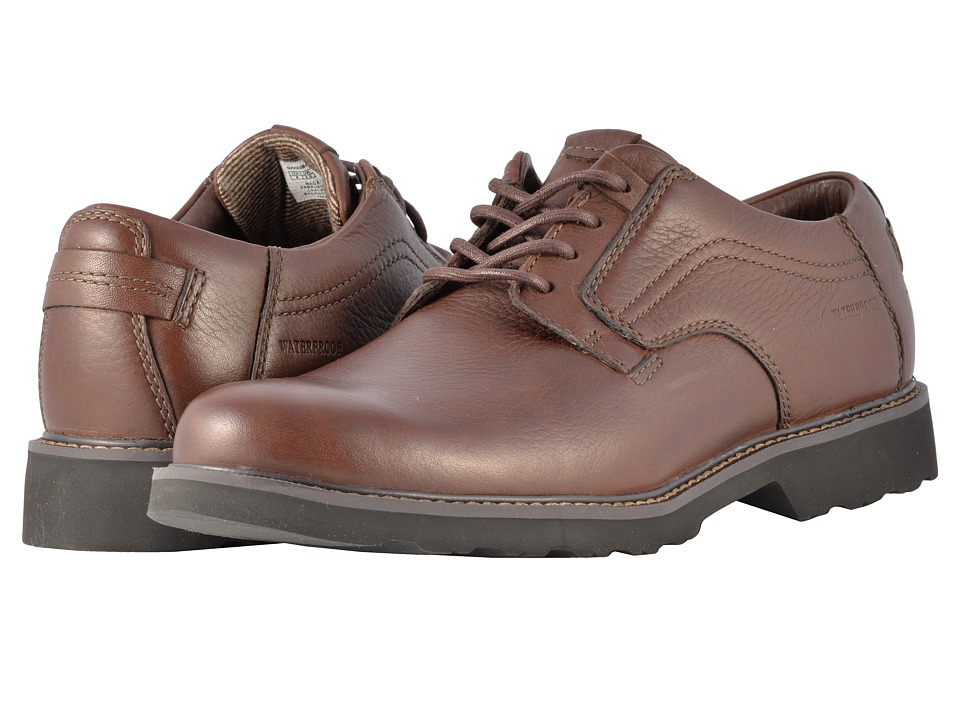 Dunham REVdusk Waterproof (Brown Smooth) Men