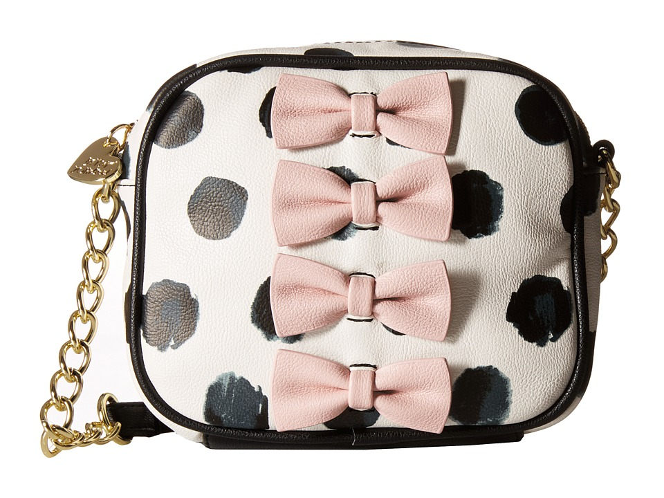 Betsey Johnson - Petite Chic Camera Bag (Blush) Bags