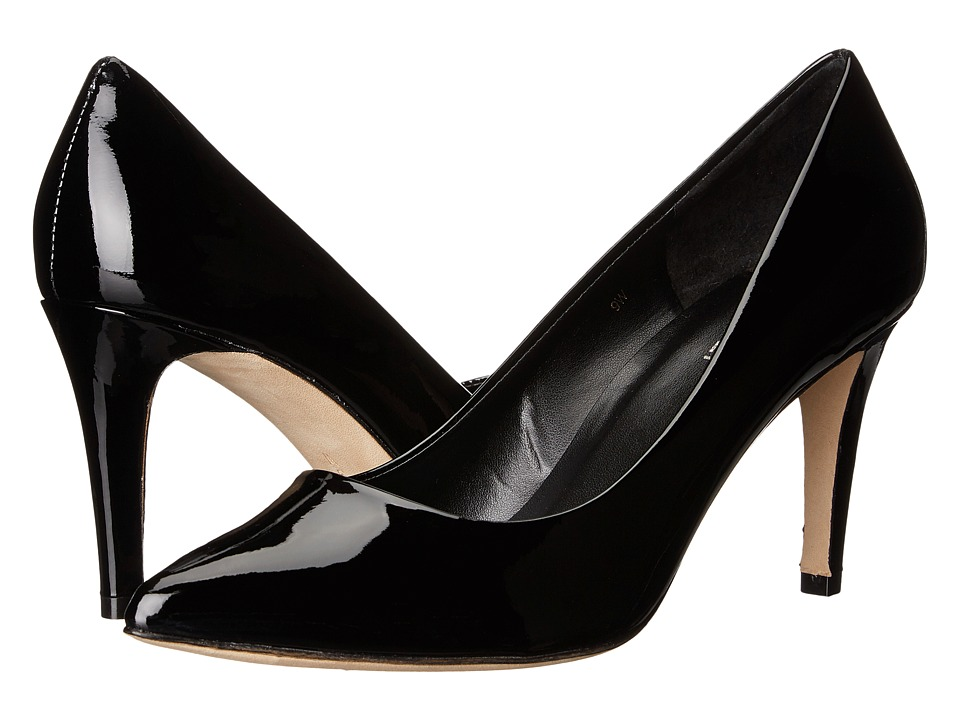 Vaneli - Stacey (Black Patent) High Heels
