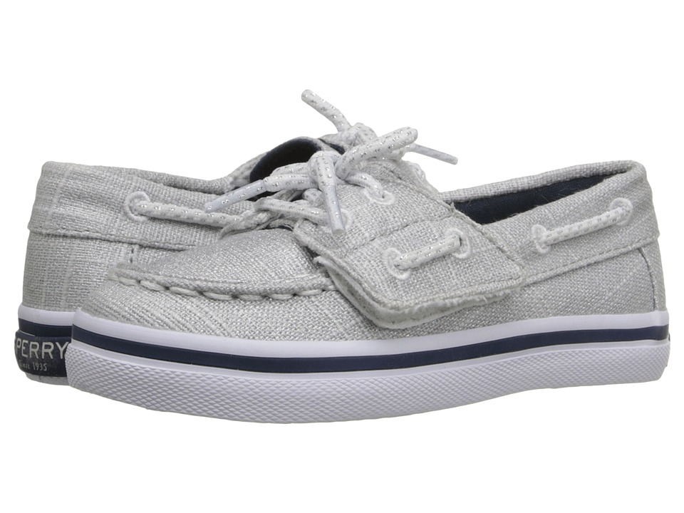 Sperry Top-Sider Kids - Seabright Jr. (Toddler/Little Kid) (Metallic) Girl