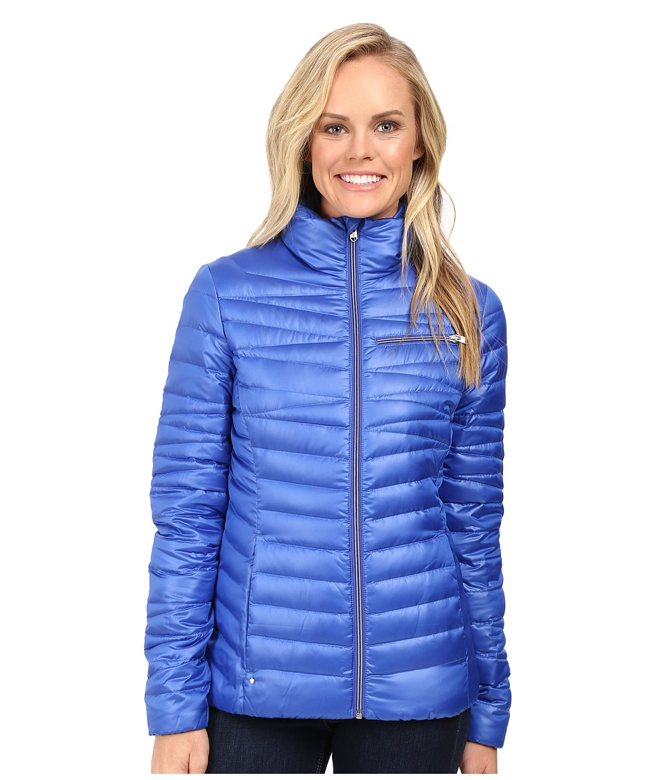 Spyder - Timeless Down Jacket (Bling/Freeze) Women's Coat
